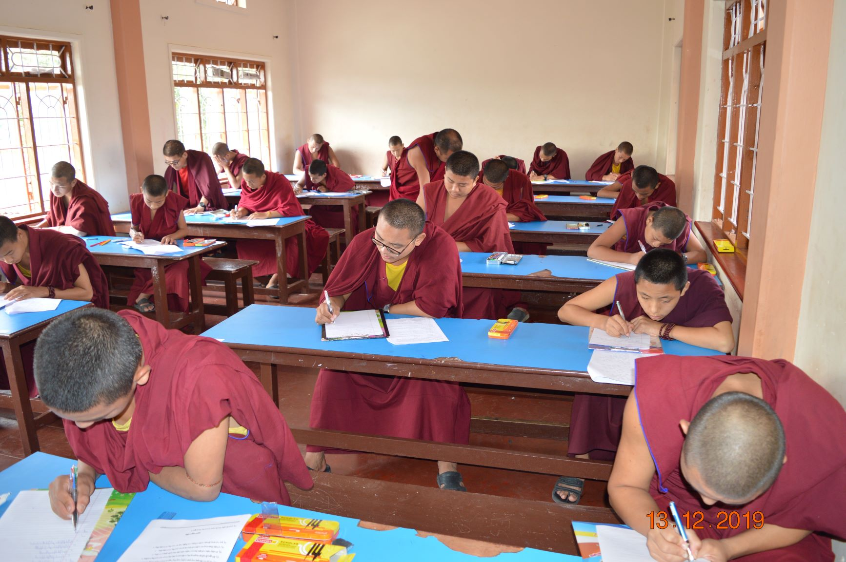 Annual Examination- 2019 in progress.