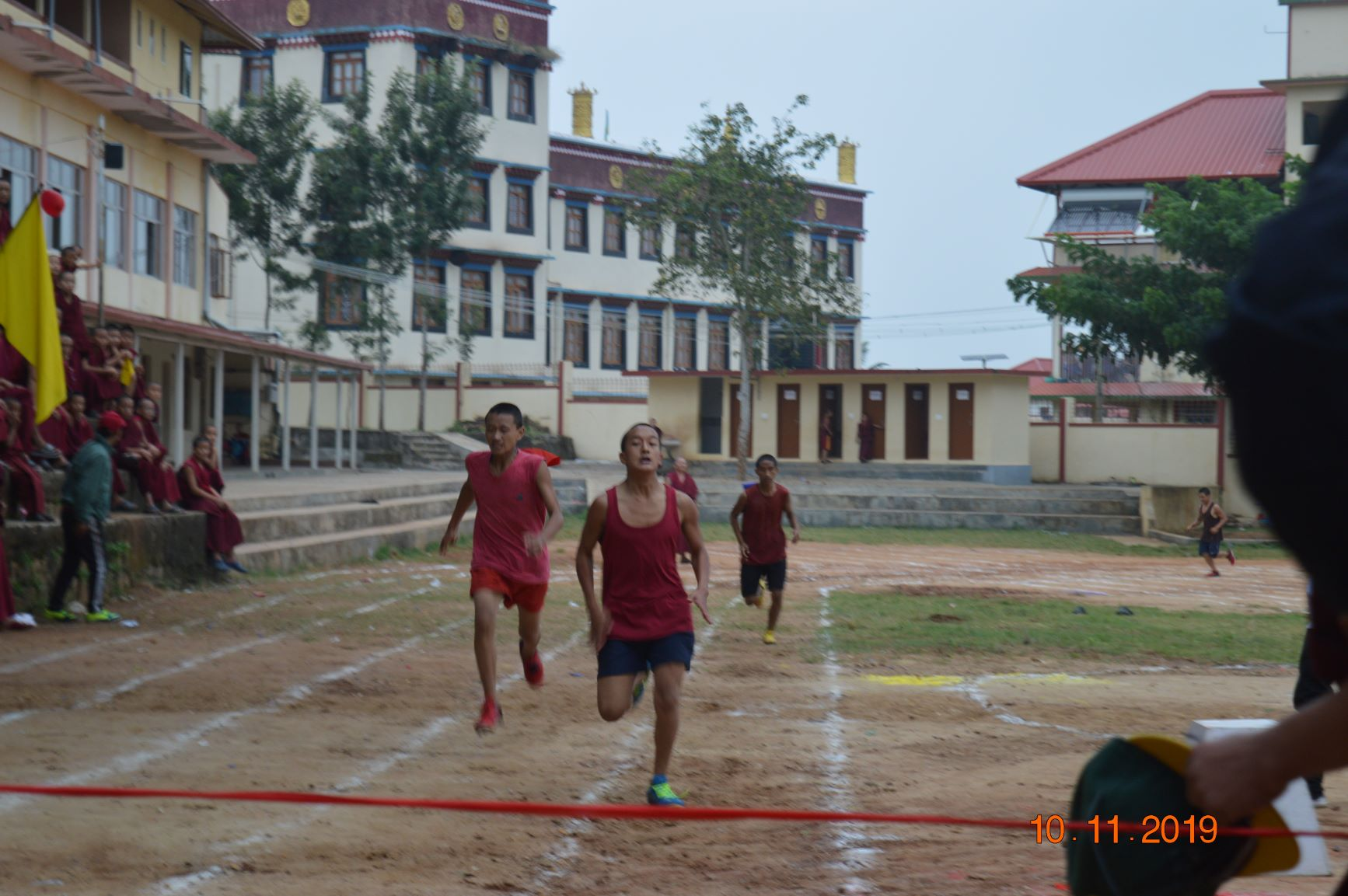 Annual Sports Day-2019