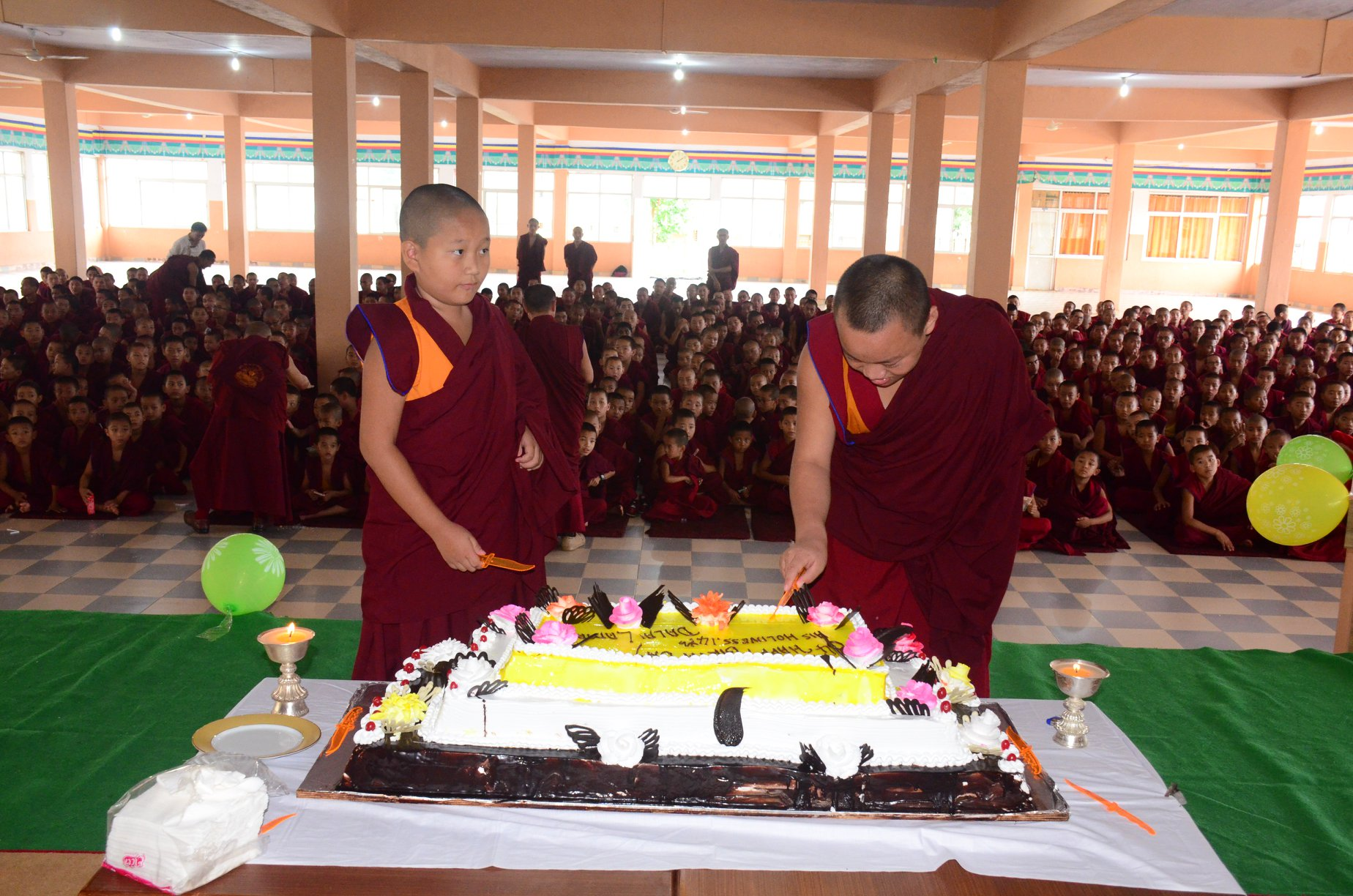 Birthday Celebration of His Holiness the Dalai Lama